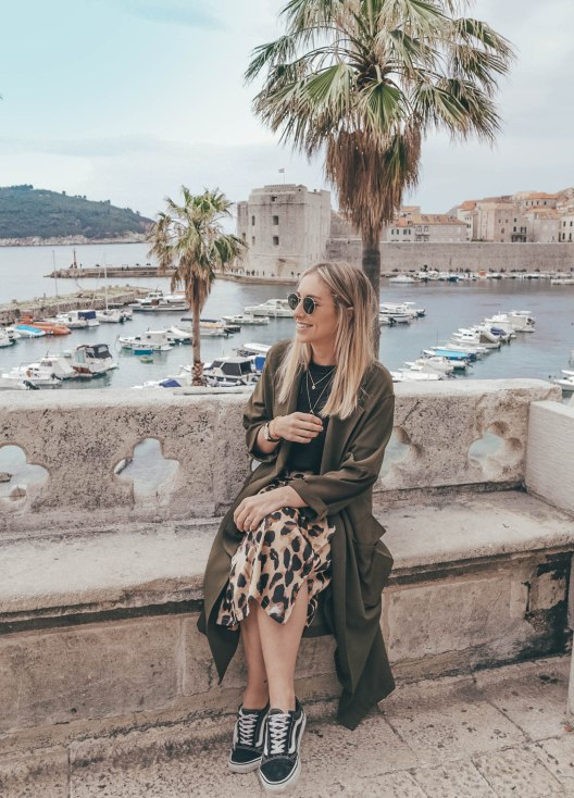 Salt and Coconuts, Travel, Dubrovnik, Croatia, Harbour, Castle, The Old Town, Historic Walls, Boats, Beautiful, Girl, Cool Gal,