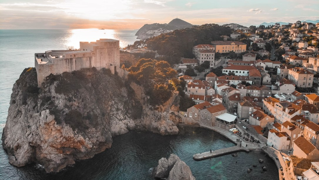 travel. Drone, DJI, Mavic Air, Dubrovnik, Croatia, Find_Louis, Travel, Game of Thrones