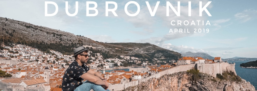 Dubrovnik, Travel, Croatia, Salt and Coconuts, Recommended place, 2019, Easter Break, Coolest City in the world, Find Louis