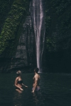 Travel, Waterfall, Ubud, Bali, Indonesia, Jungle, Wildlife, Favourite place, Beautiful, Landscape, Water, pool