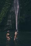 Travel, Waterfall, Ubud, Bali, Indonesia, Jungle, Wildlife, Favourite place, Beautiful, Landscape, Water, pool