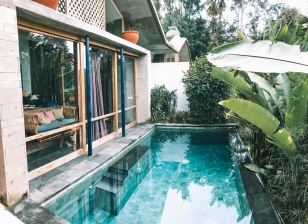 Salt and Coconuts, Travel, Ubud, Accommodation, Bali, Swimming pool, 5 stars