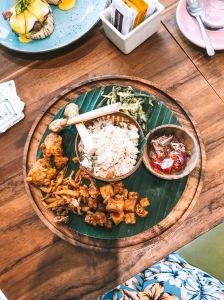 Salt and Coconuts, Bali, Udara, Hotel, Yoga Retreat, meditate, food, restaurant, Yummy