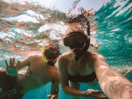 Gili T, Travel, Snorkelling, Salt and Coconuts, Couple, Love, Adventure