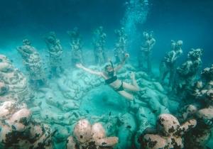 Salt and Coconuts, travel, Gili meno, Sarah Lias, Sea, Snorkel trip, Bali, Indonesia