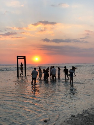 Salt and Coconuts, Bali, Gili T, Swing, Sunset, Insta bloggers